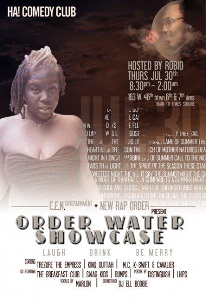 order water