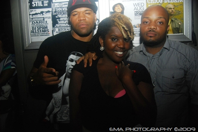 Torae, TreZure the Empress and Harlem's Cash