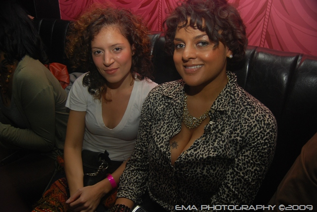 Emily King and Marsha Ambrosius
