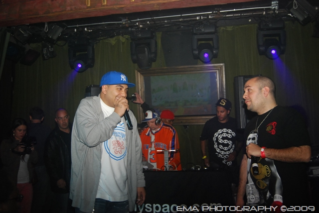Cipha Sounds and Peter Rosenberg