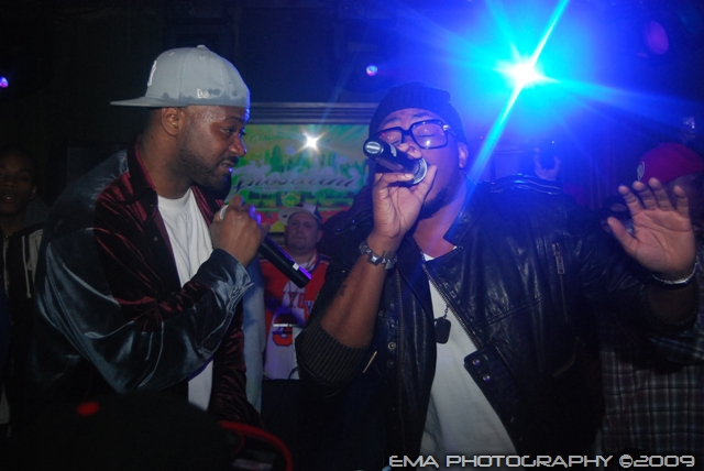 Ghostface and Raheem DeVaughn